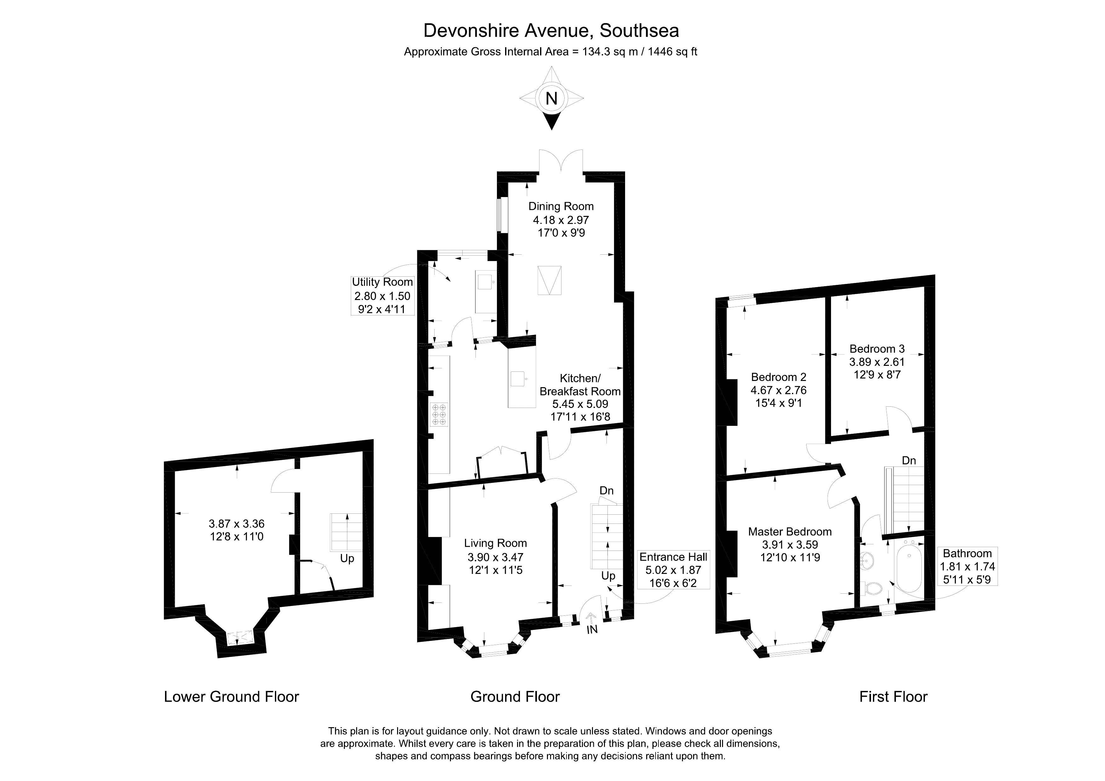 Devonshire Avenue