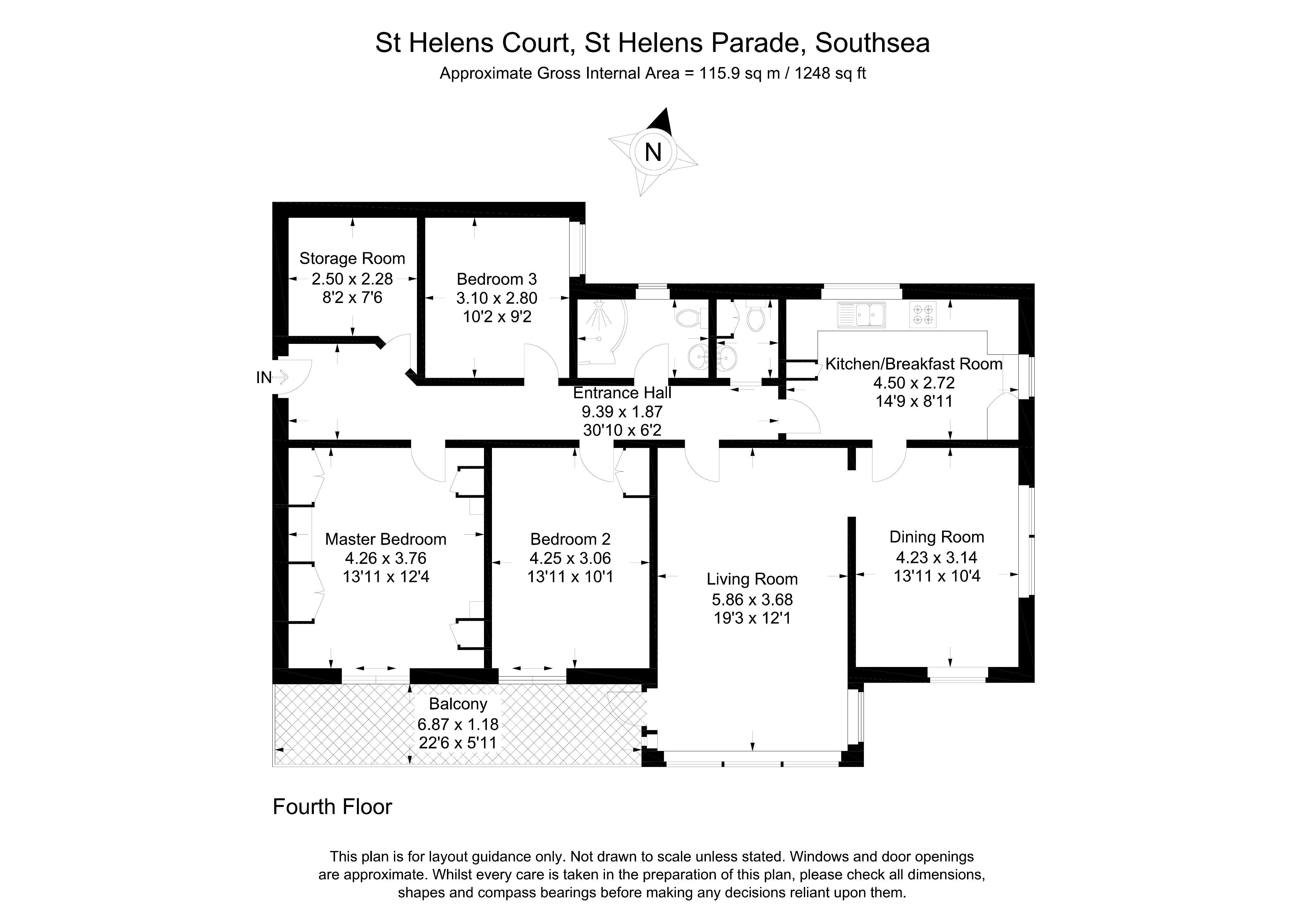 St. Helens Parade