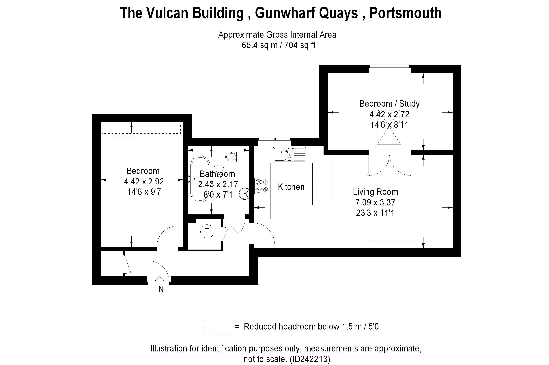 The Vulcan Gunwharf Quays