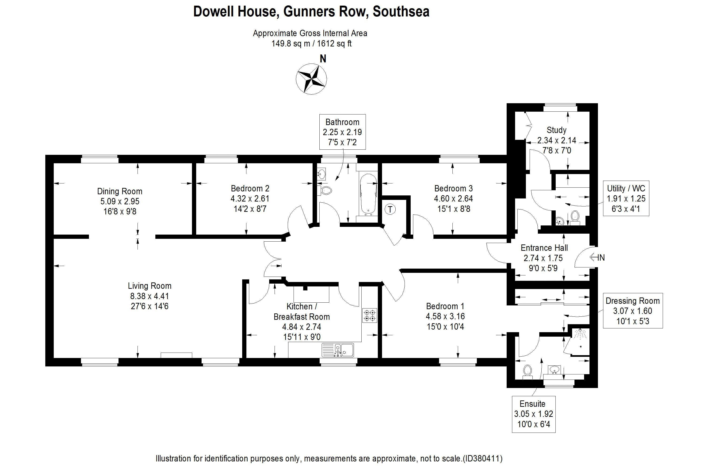 Gunners Row
