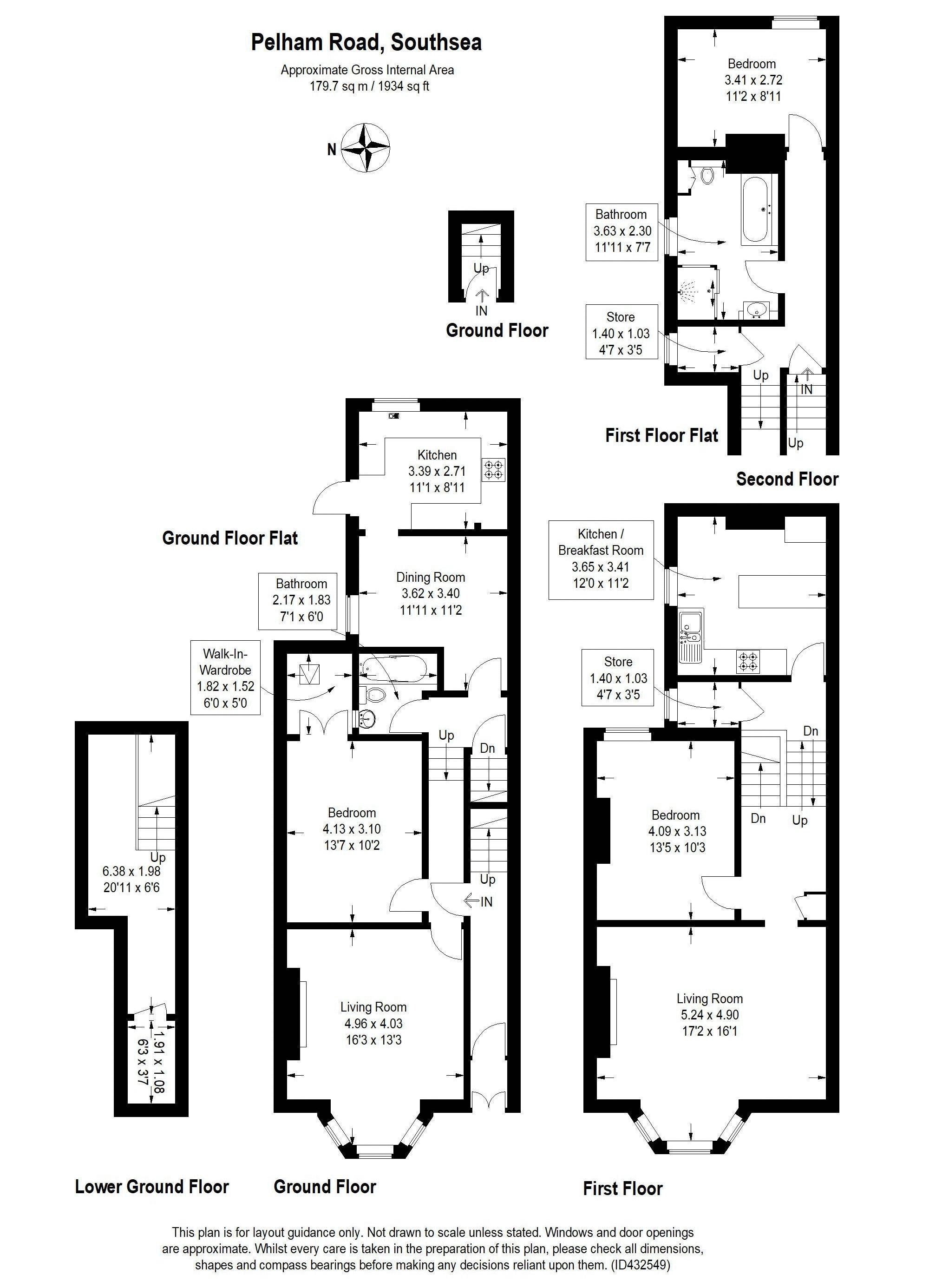 Ground & First Floor Apartments