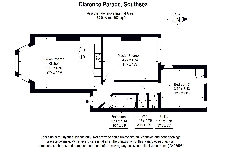 5 Clarence Parade