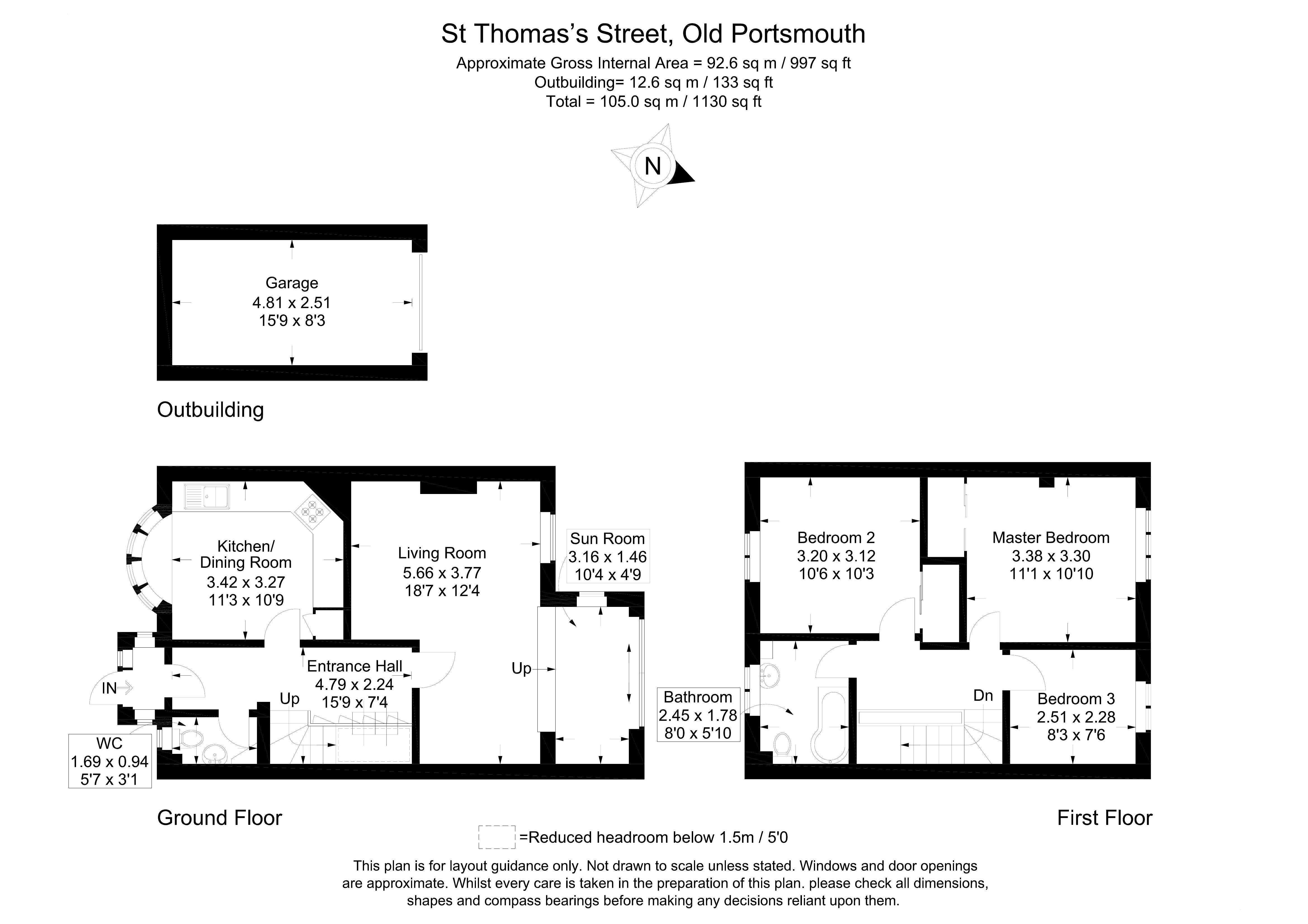 St. Thomas's Street