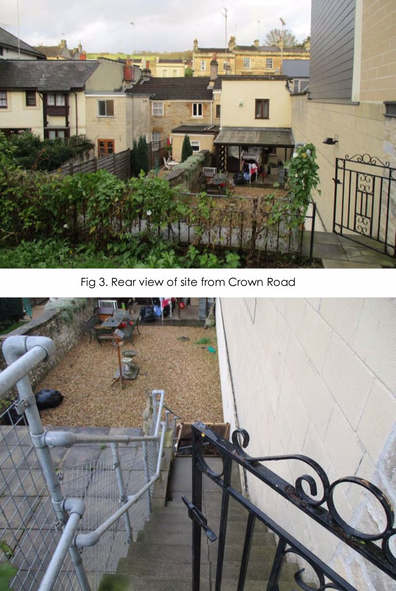 Site to Rear of 23 High Street