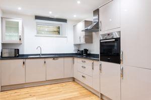Annex Kitchen With Appliances