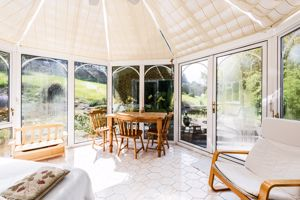 Large Double Glazed Conservatory