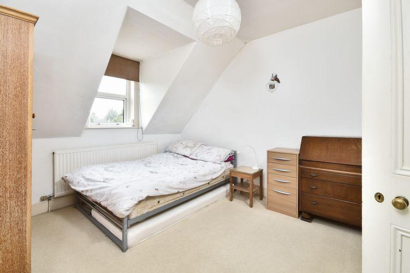 Bedroom with Dormer Window