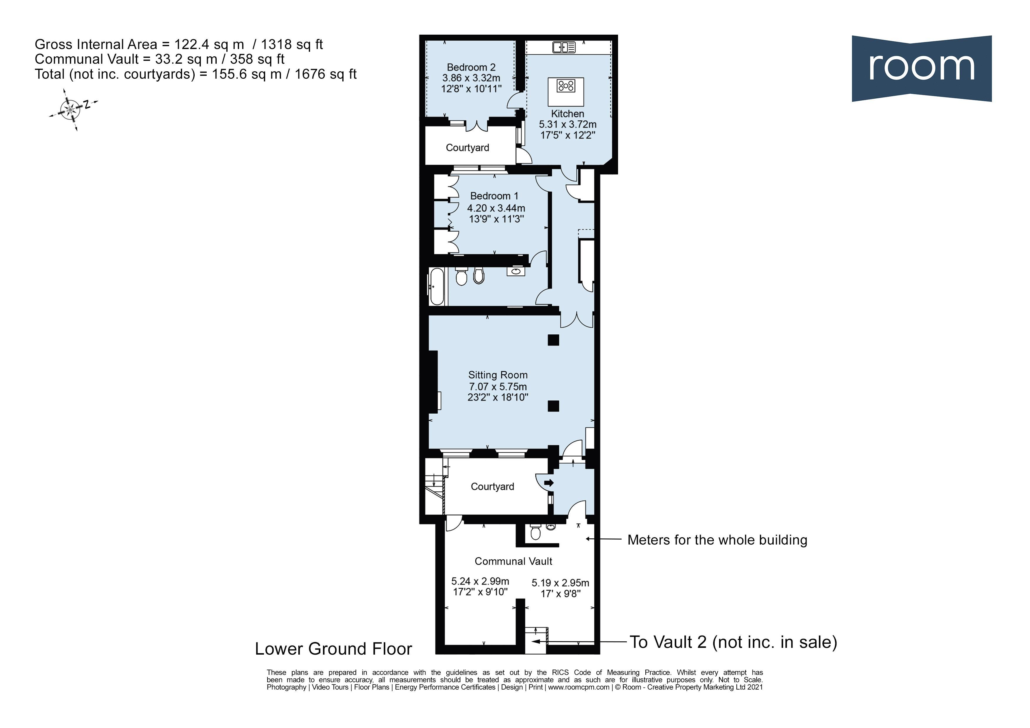 11aCC - Floorplan
