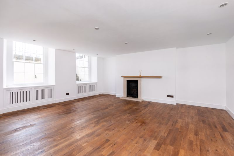 Sitting Room With Two Sash Windows