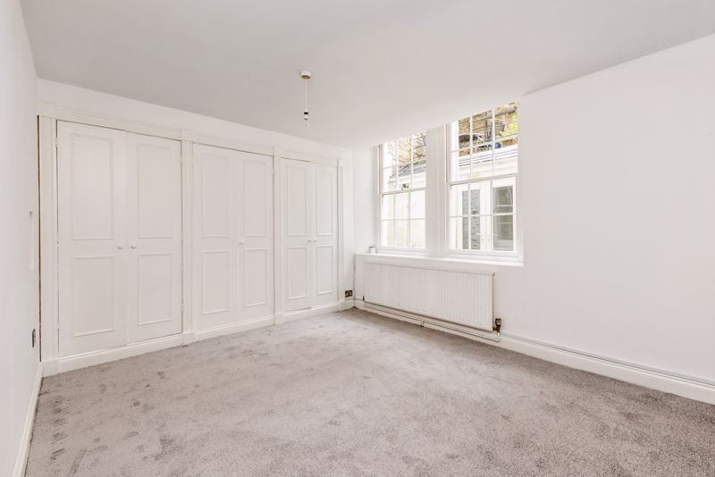 Bedroom One With Built-in Wardrobes