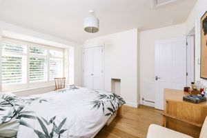 Bedroom One With Bay Window