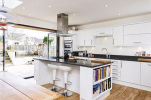 Kitchen/Diner With Bi-Fold Doors