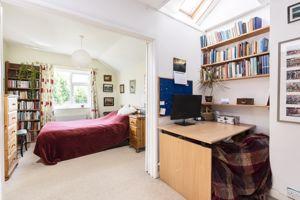 Bedroom Two & En-suite Study