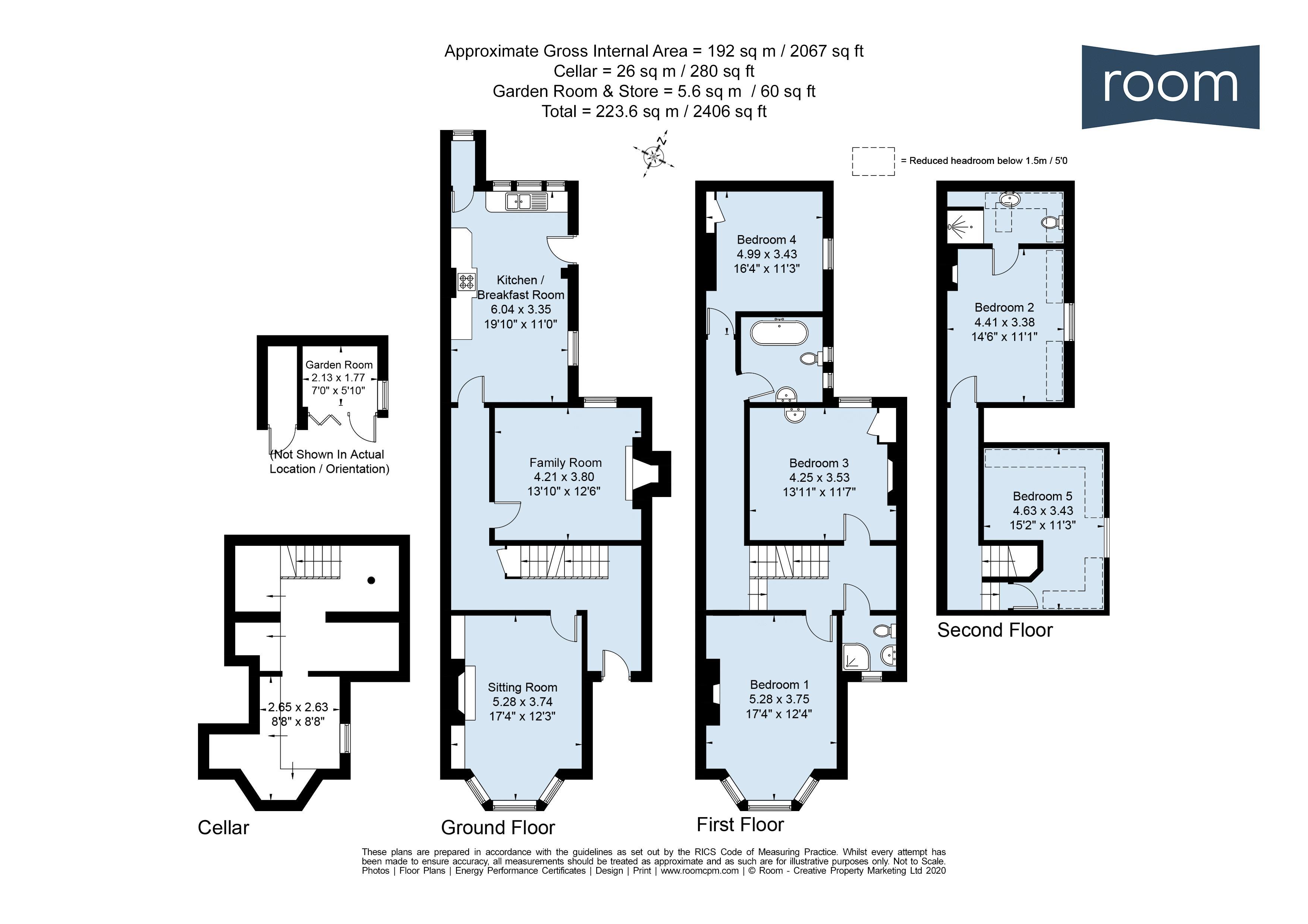66BA - Floorplan