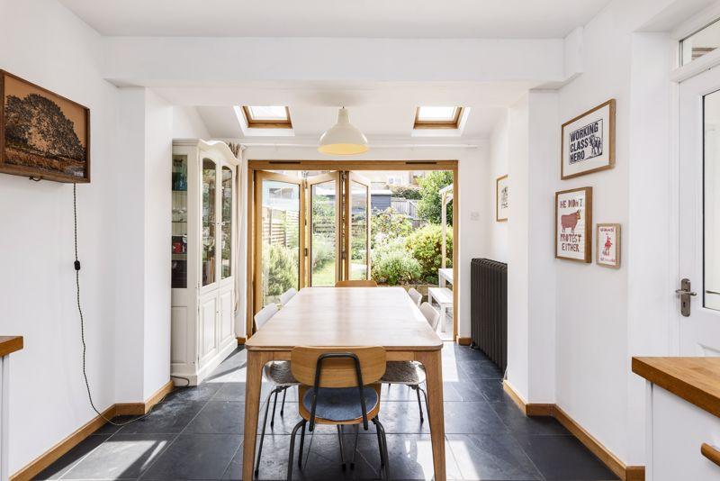 Breakfast Room With Bi-Fold Doors