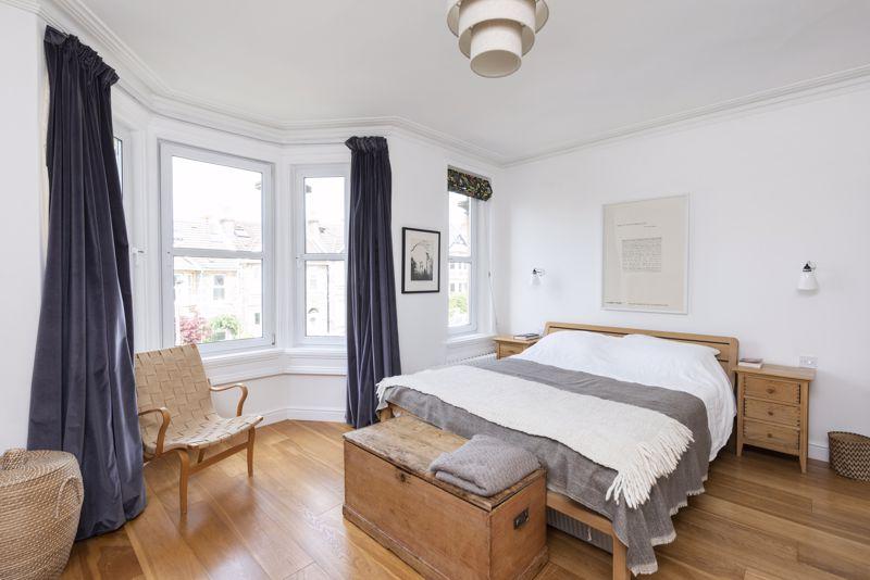 Bay Windowed Bedroom