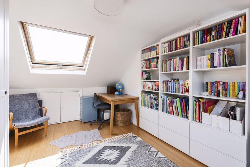 Bedroom Three With Velux Roof Light