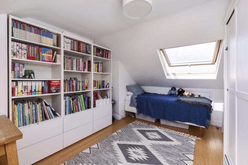 Bedroom Three With Bamboo Flooring