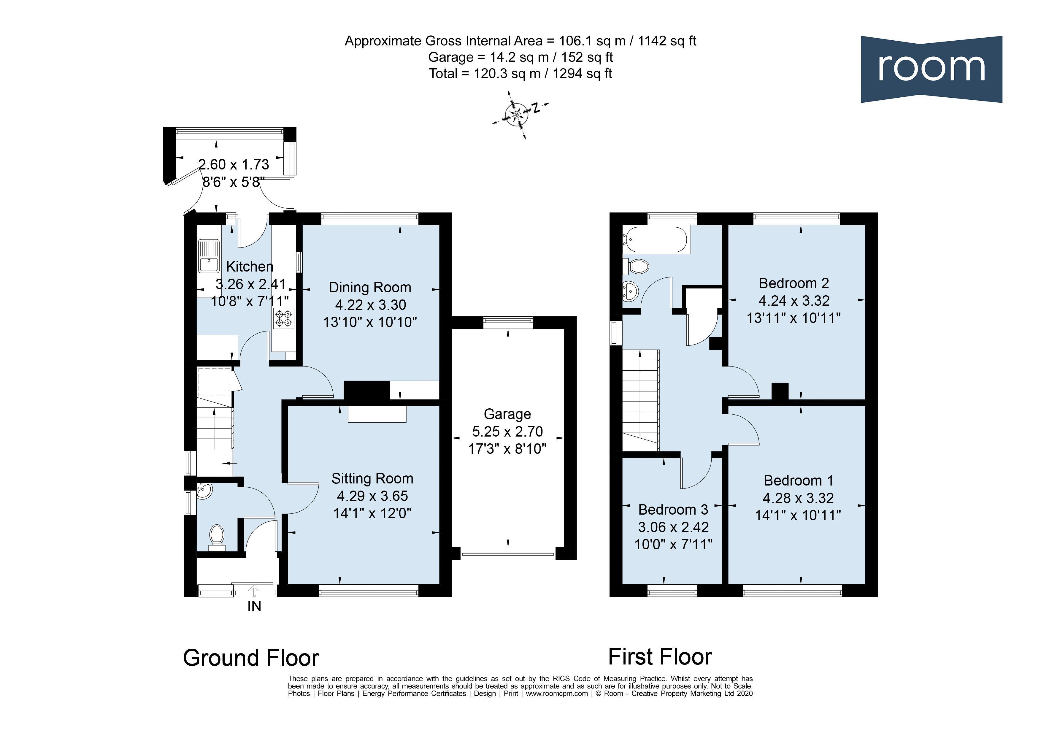 3FR - Floorplan