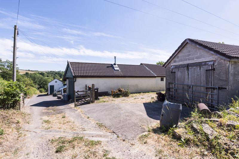Garage and Entrance