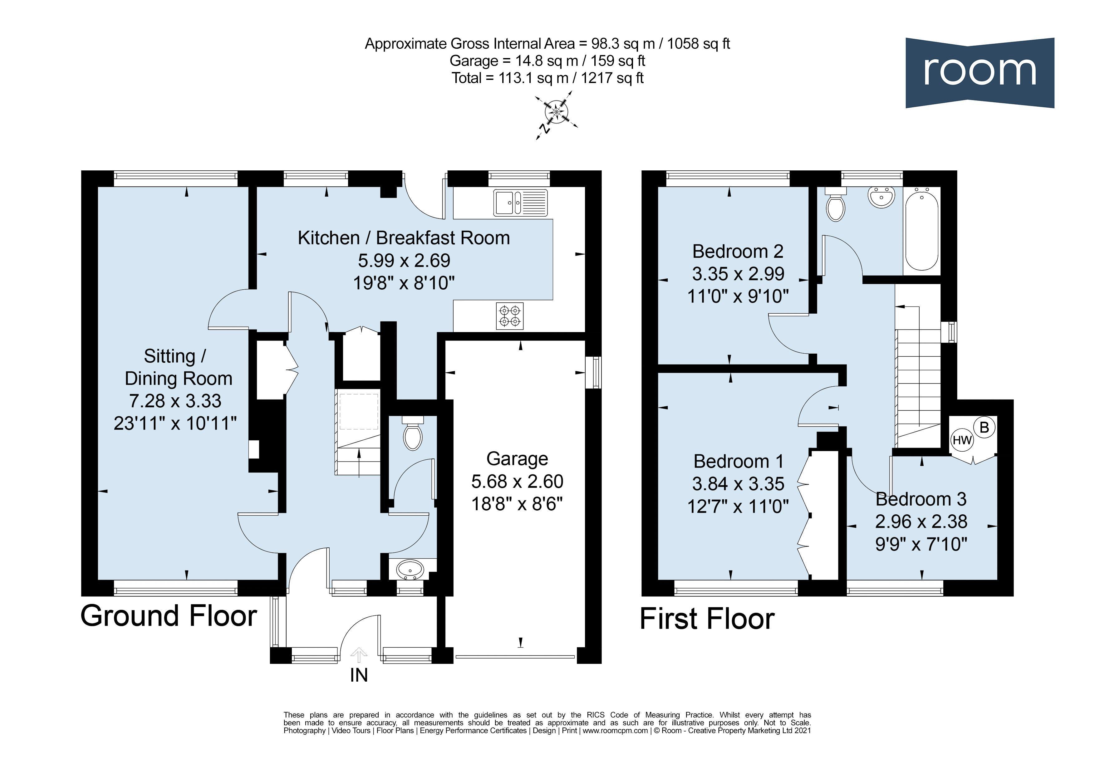151SR - Floorplan