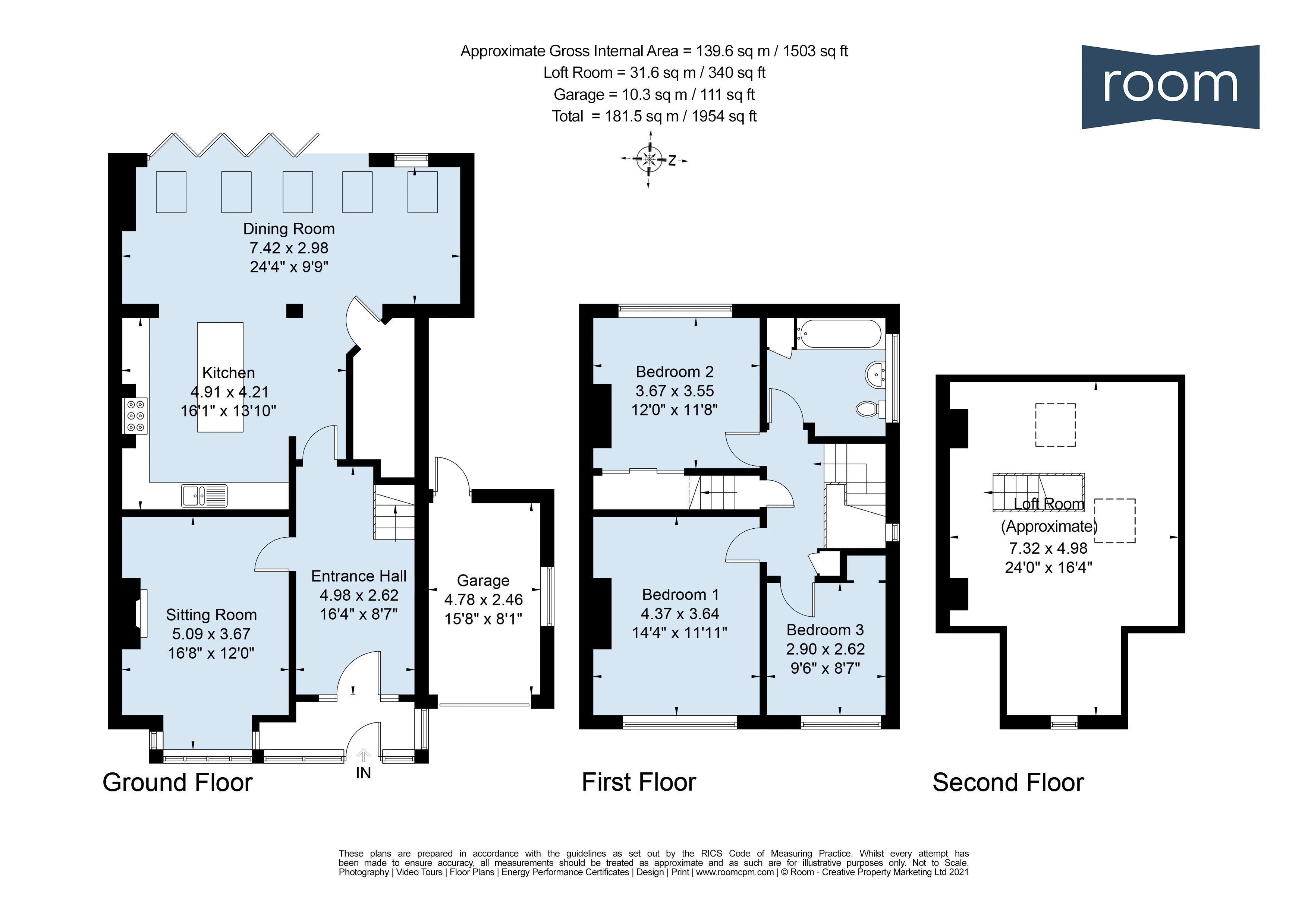 35SR - Floorplan