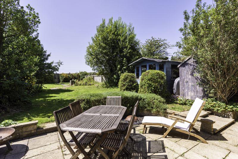 Good Sized Level Rear Garden