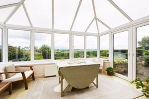 Conservatory With Stunning Vistas