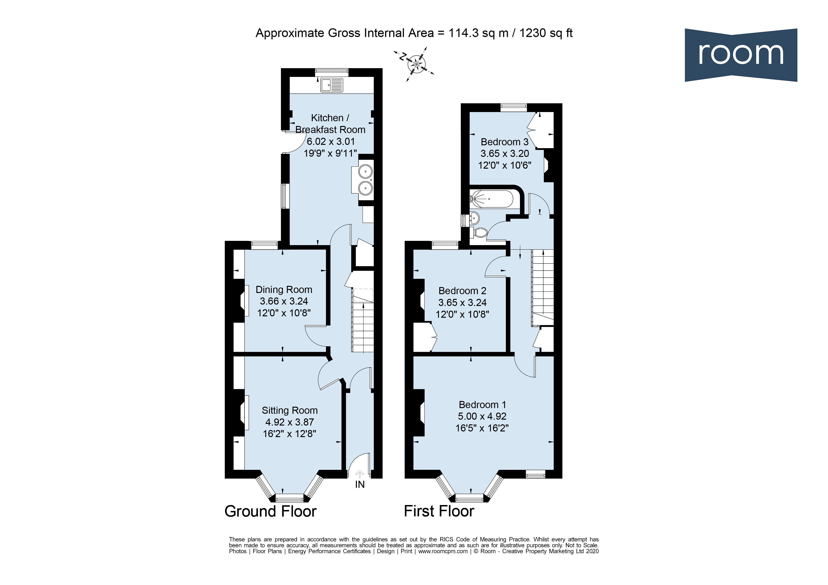 123W - Floorplan