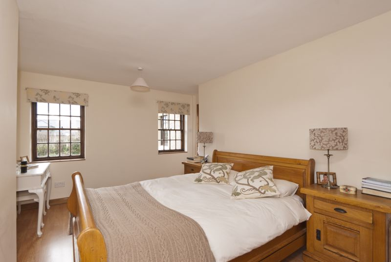Master Bedroom - furnished example