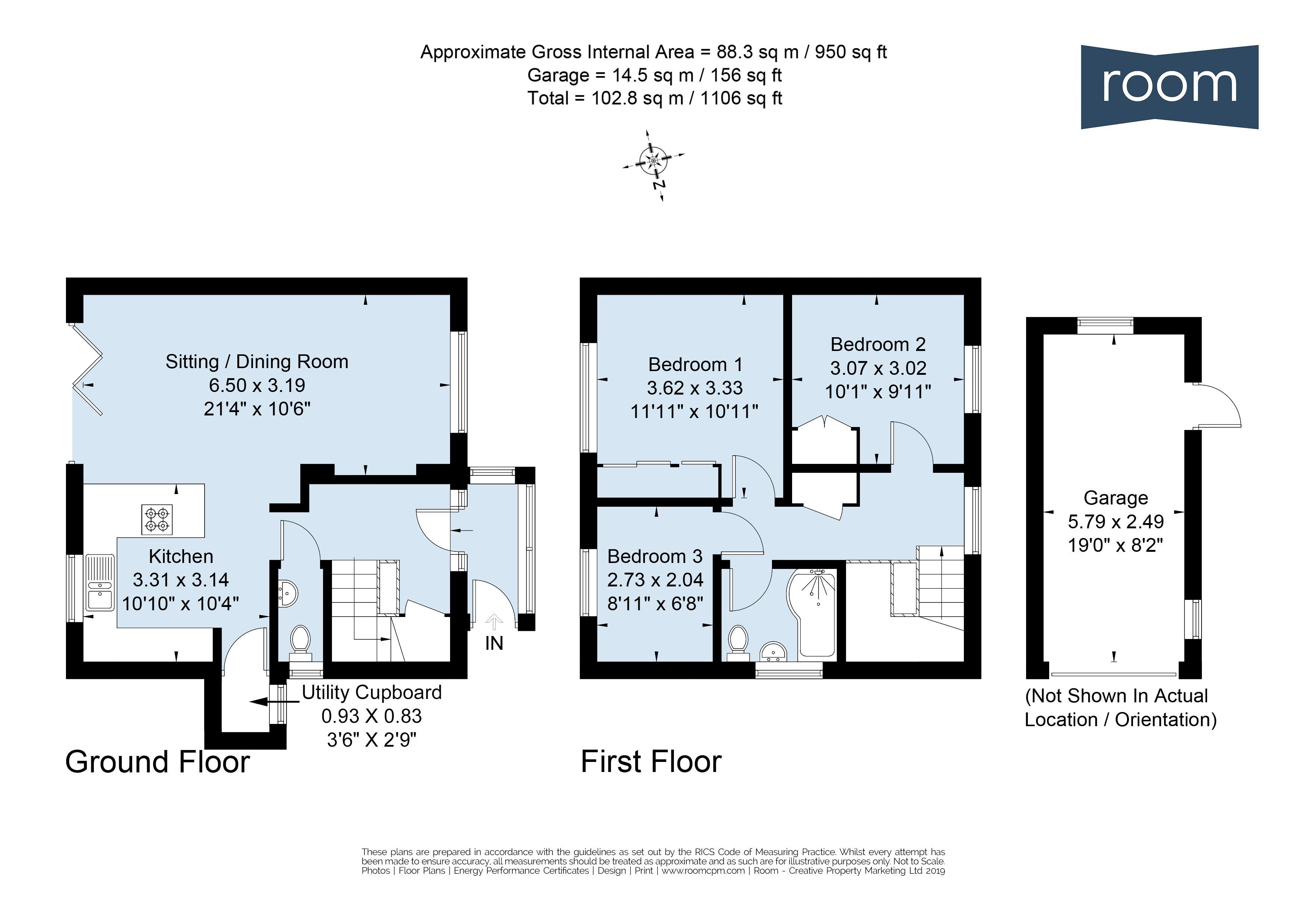 9MG - Floorplan
