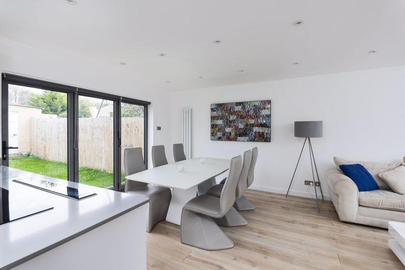 Dining Area with Bi-Fold Doors