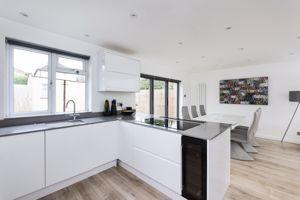Kitchen With Integral Appliances