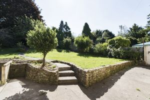Terrace to Rear Garden