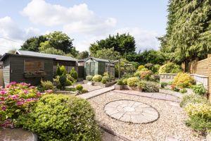 Rear Landscaped Gardens