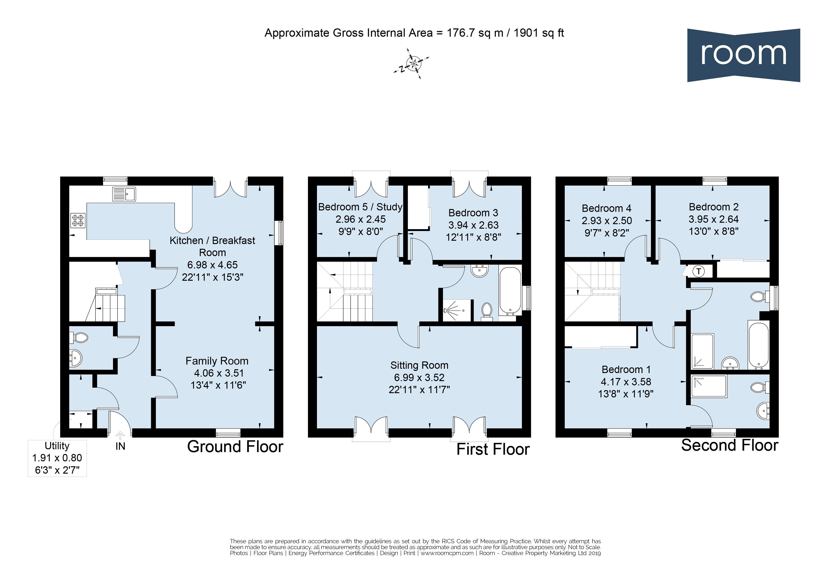 532W - Floorplan