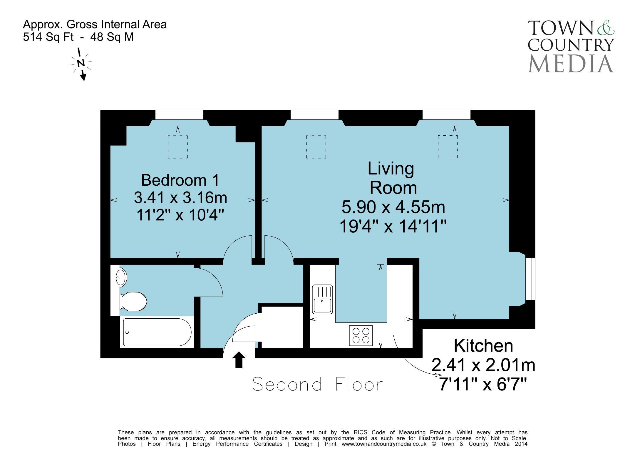 15SPPP-LBR - Floorplan