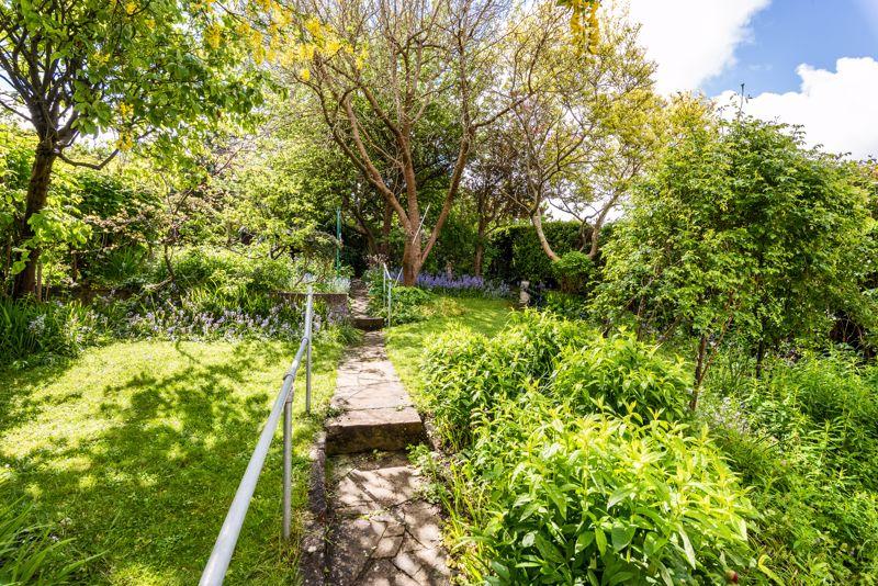 Mature Rear Gardens