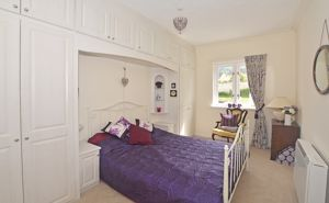 Double Bedroom With Fitted Furniture