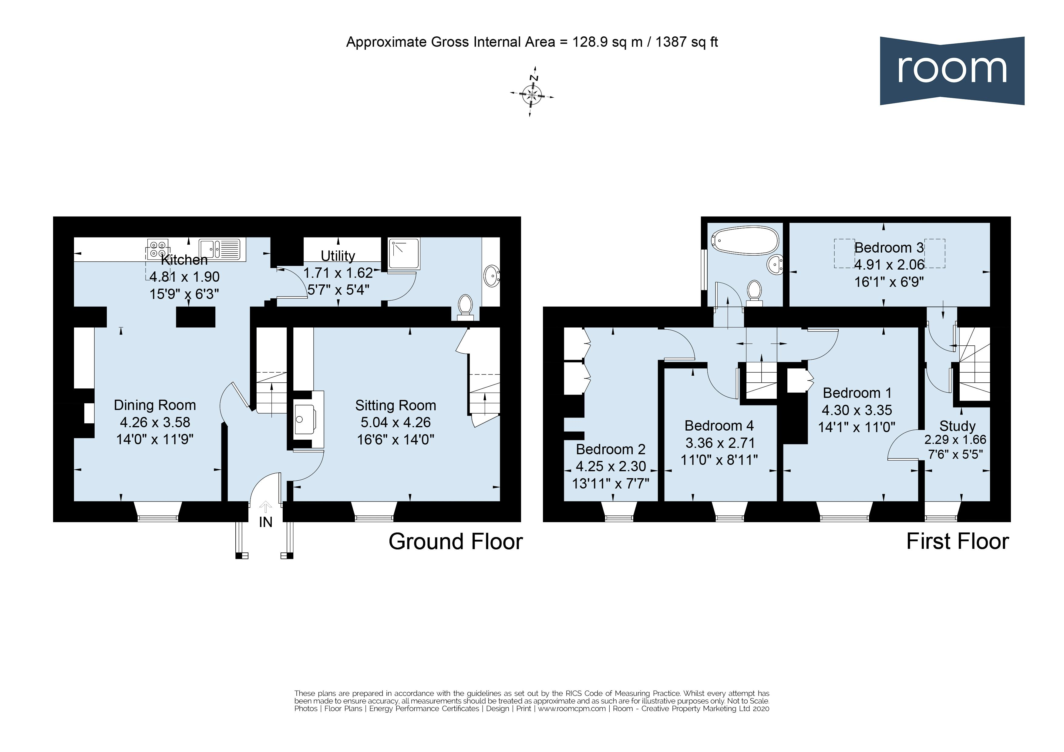 3RC-S - Floorplan