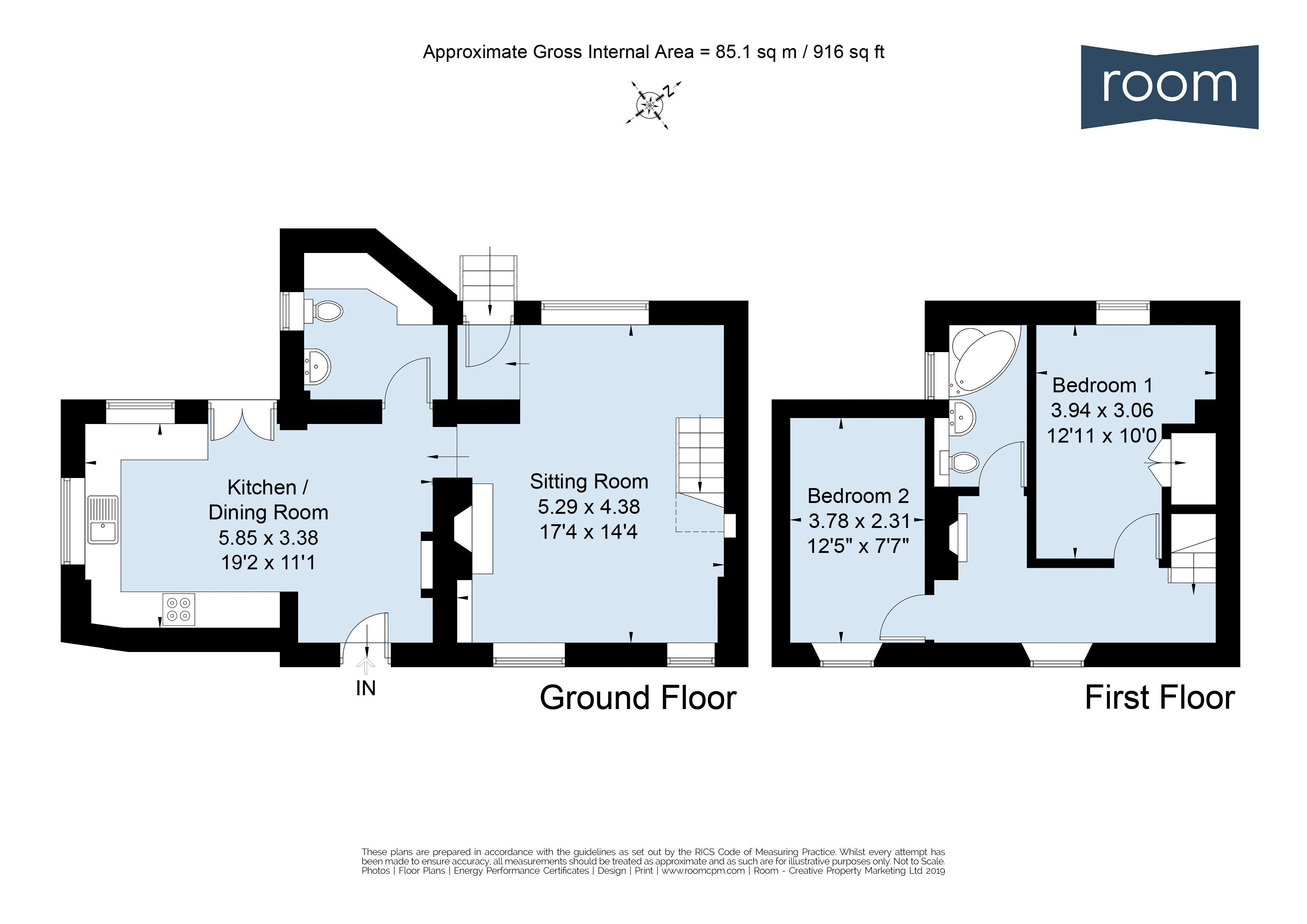 M-P - Floorplan
