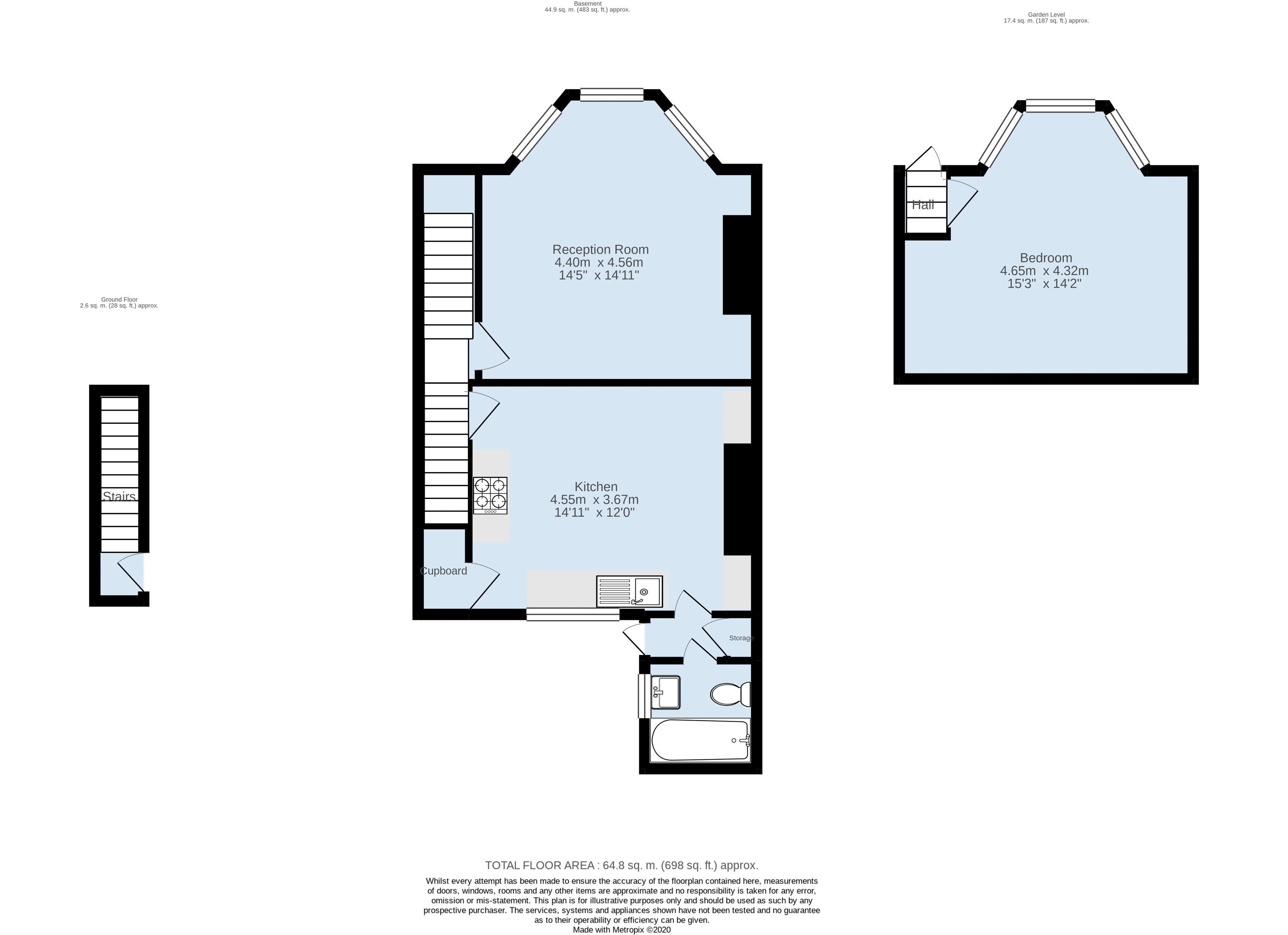 27BC-F1 - Floorplan