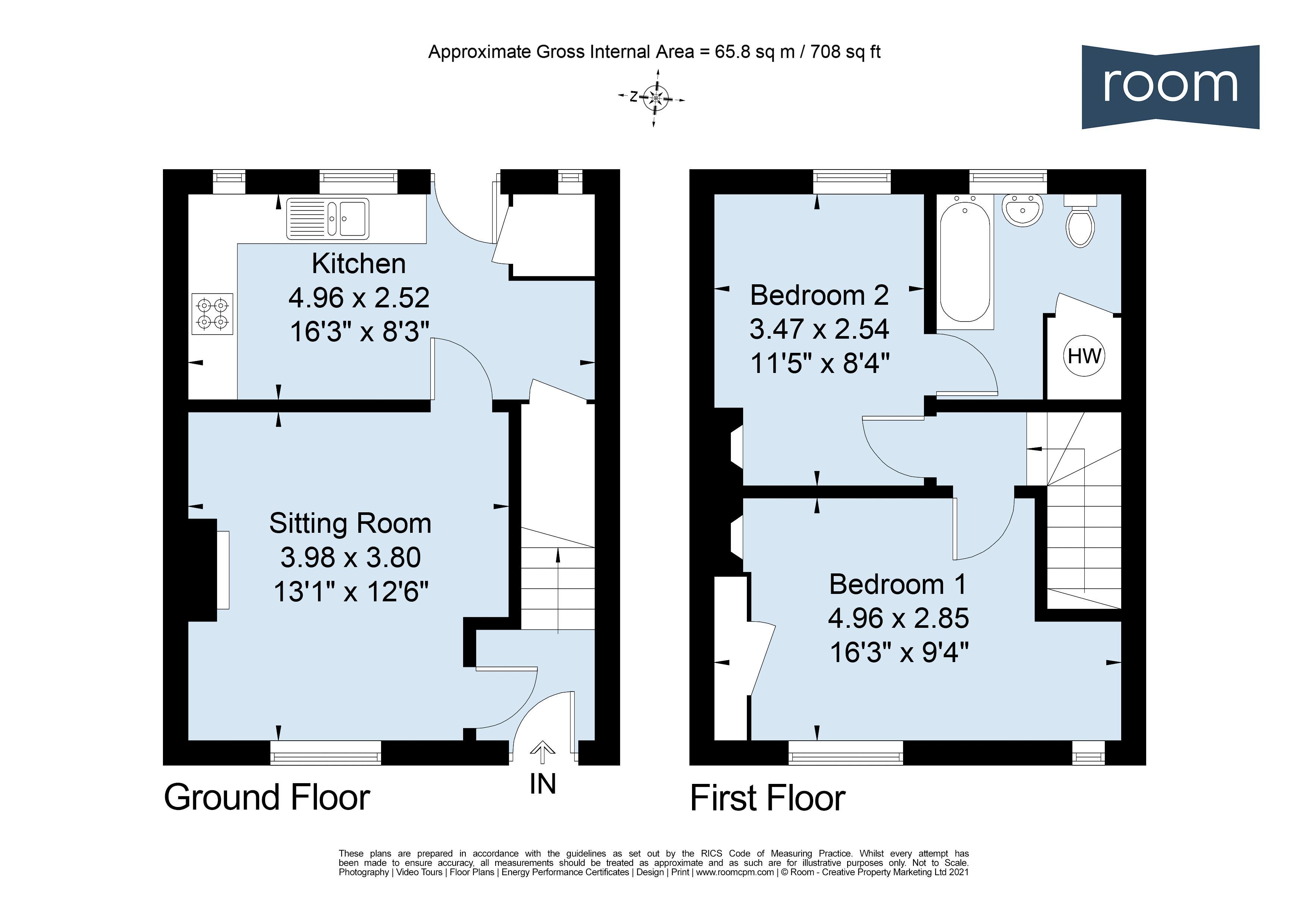 34OFR - Floorplan