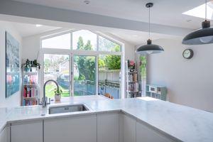 Kitchen - view to garden