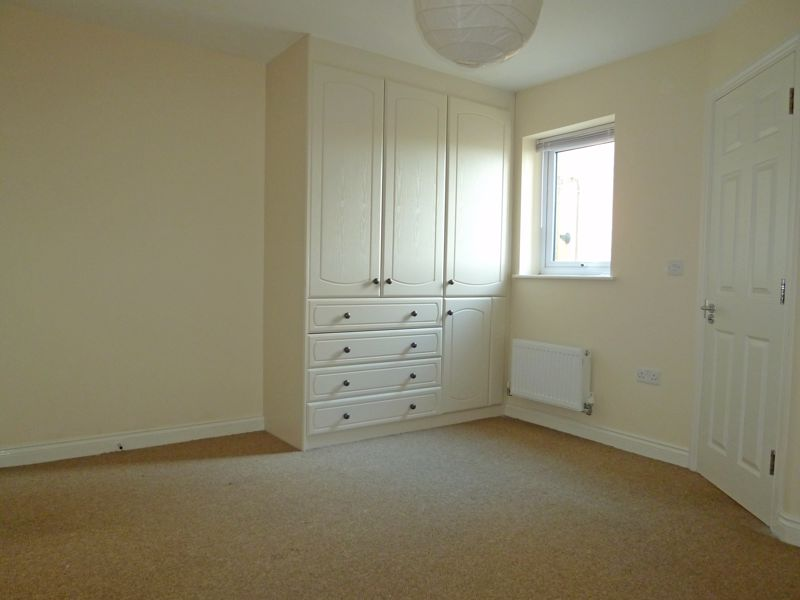 Master Bedroom - with ensuite