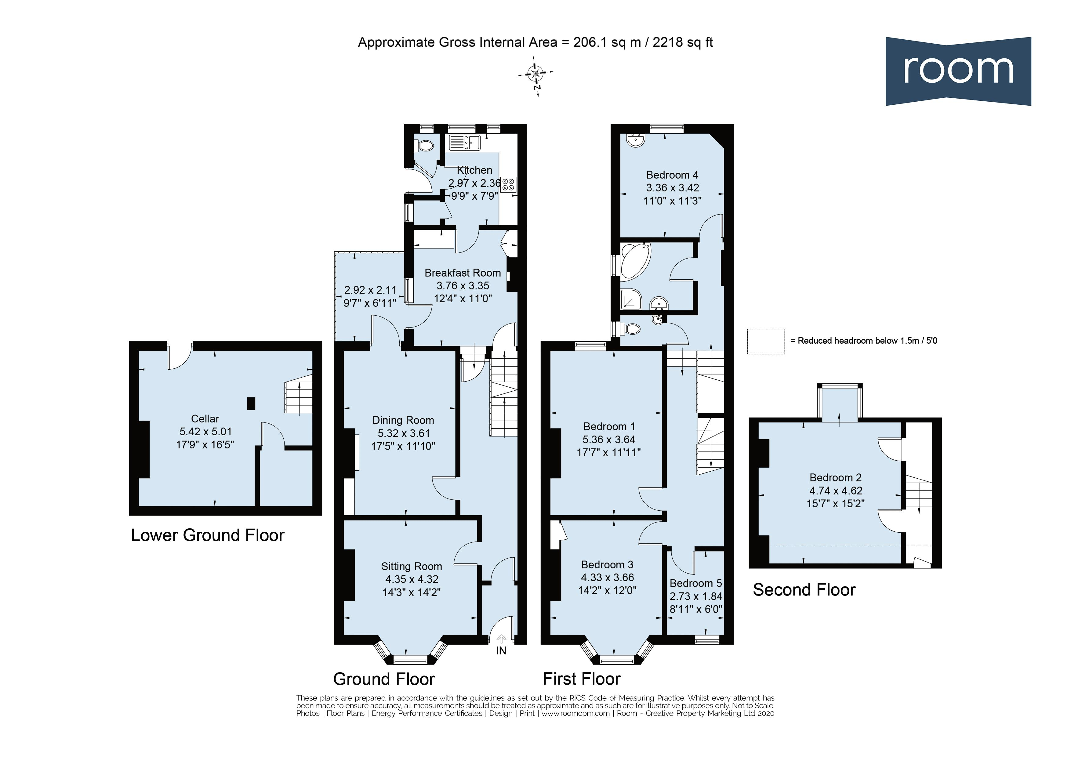 8AT - Floorplan
