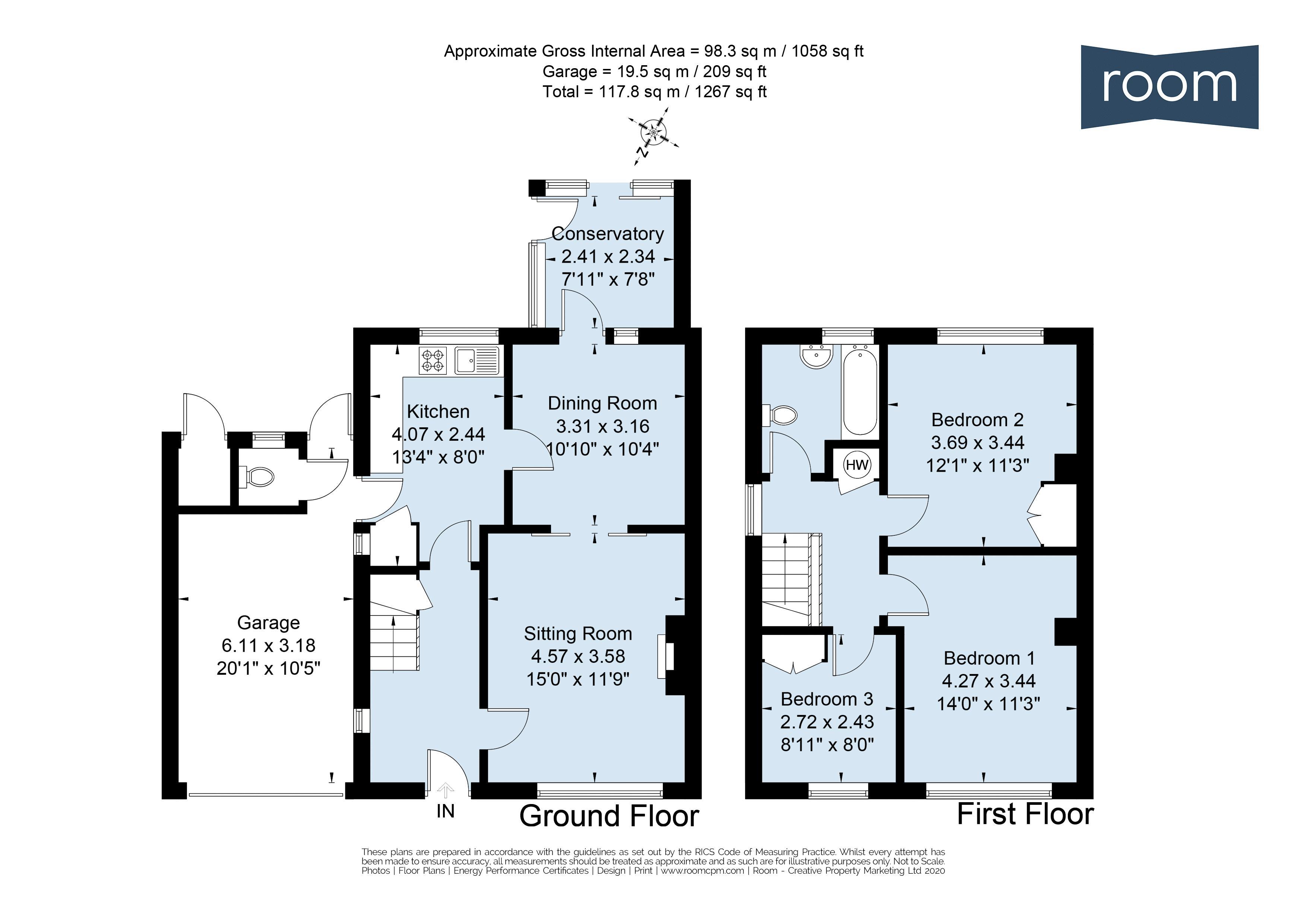 4OG - Floorplan