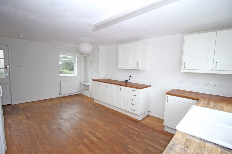 Kitchen/Diner With Wooden Flooring
