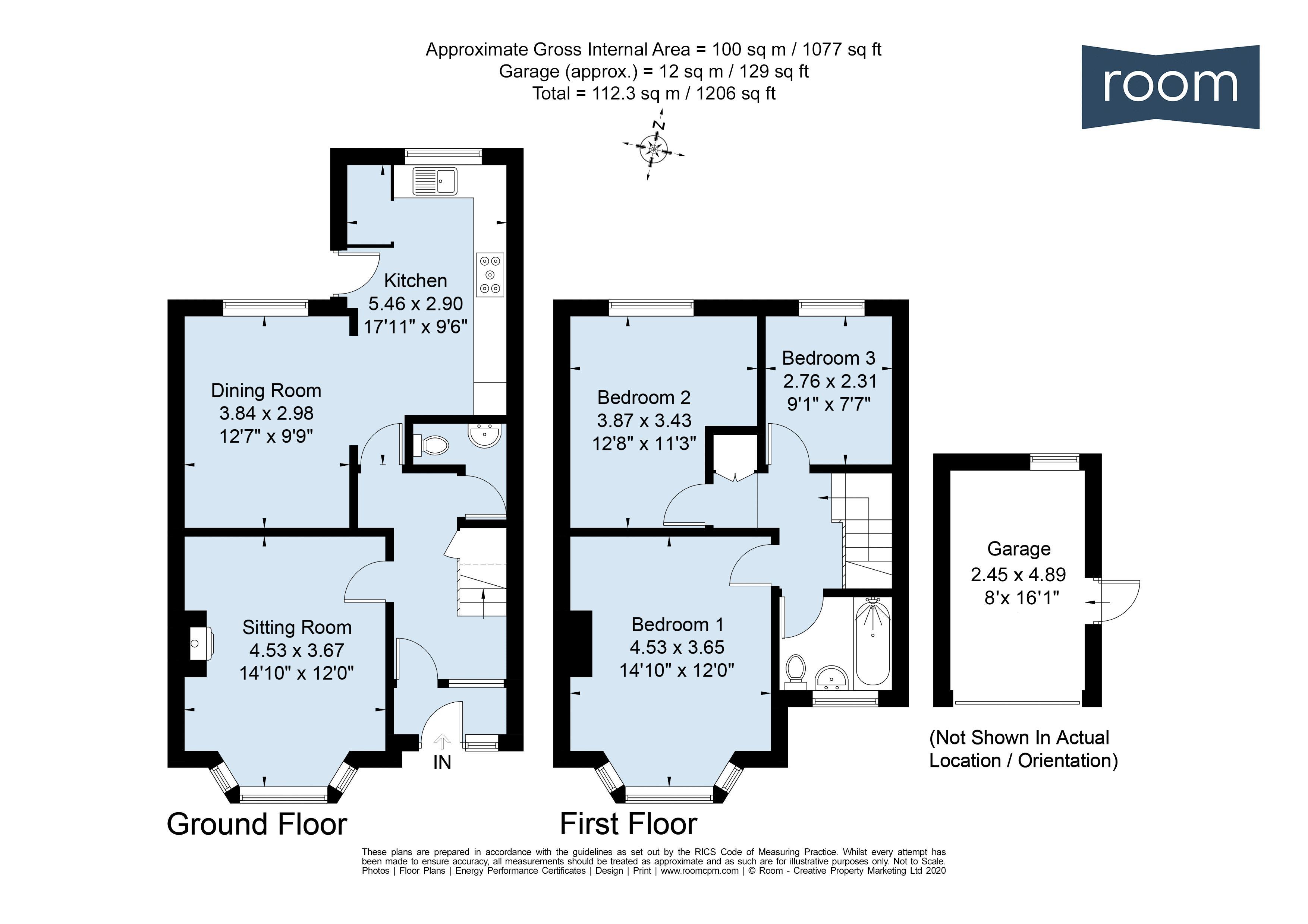 25BG - Floorplan