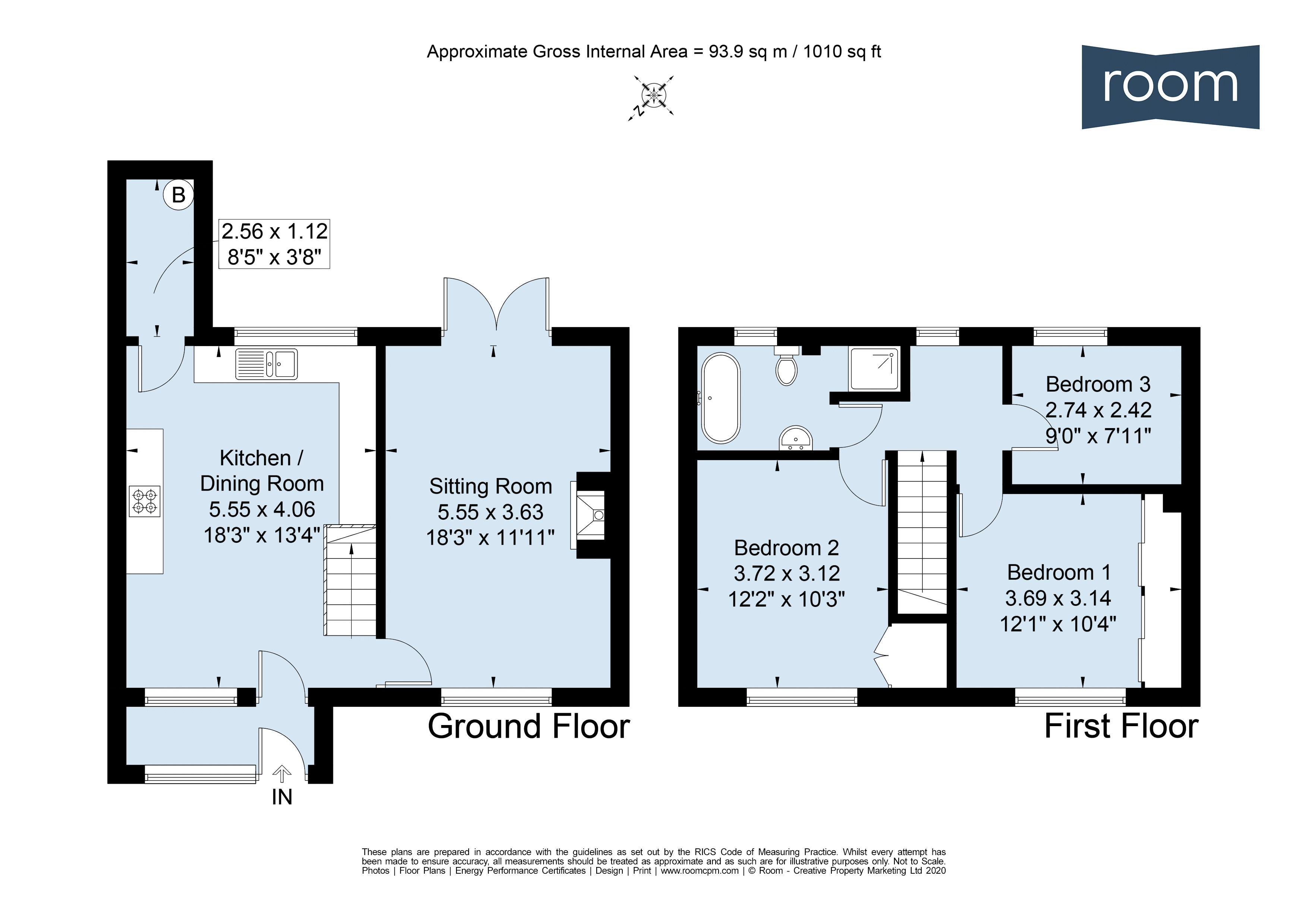 12HV-HCH - Floorplan